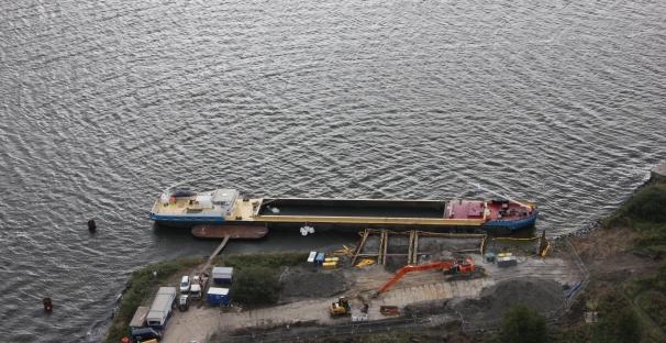 Bodemsanering Noordzeekanaal